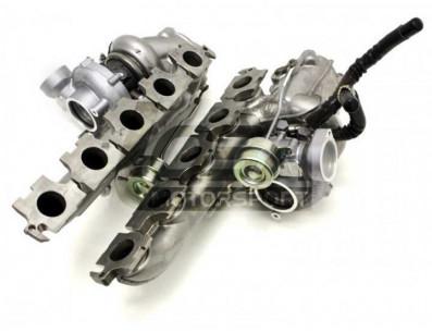 KIT Turbos LOBA LO850P Audi RS6 C6 V10 5.0 TFSI Biturbo - LOBA MOTORSPORT