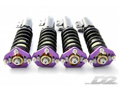 Kit Combinés filetés D2 Circuit pour Fiat Bertone X1/9