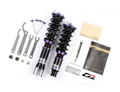Kit Combinés filetés D2 Street pour Honda CR-V 3 (07-12)