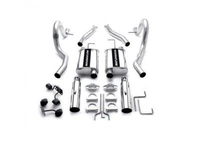 CATBACK MAGNAFLOW Ford MUSTANG GT V8 4.6L bullitt (99-04)