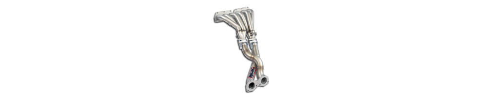 Exhaust manifold for Volkswagen Golf 4 cheap in stainless steel, number 1 international delivery !!!