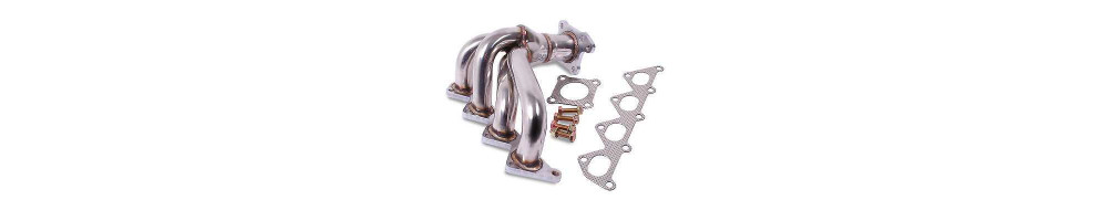 Exhaust manifold for Volkswagen Caddy cheap in stainless steel, number 1 international delivery !!!