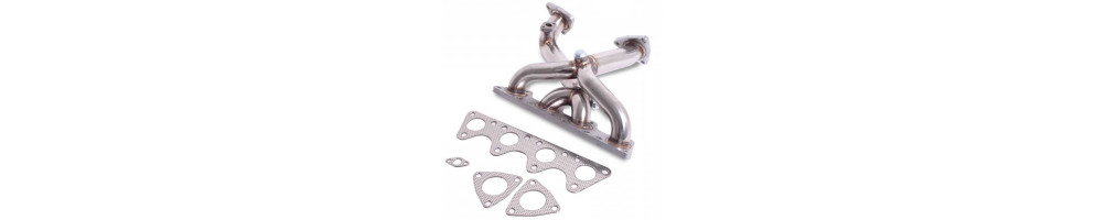 Exhaust manifold for AUDI A3 S3 RS3 cheap in stainless steel, number 1 international delivery !!!