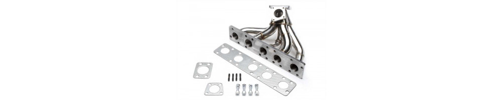 Exhaust manifold for Audi S2 RS2 cheap in stainless steel, number 1 international delivery !!!