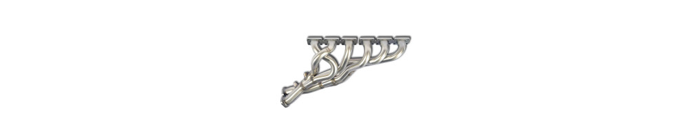 Exhaust manifold for BMW Z4 cheap in stainless steel, number 1 international delivery !!!