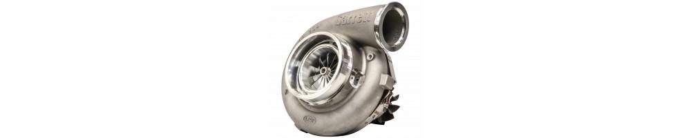 Turbo GARRETT série GTX sur roulements