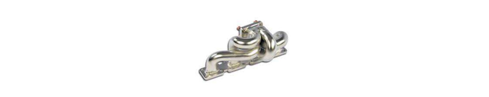 Exhaust manifold for Ford Escort cheap in stainless steel, number 1 international delivery !!!