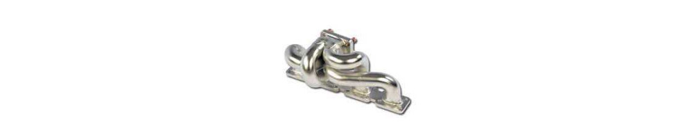 Exhaust manifold for FORD Sierra cheap in stainless steel, number 1 international delivery !!!