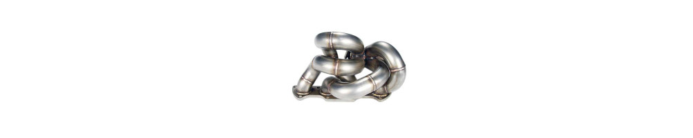 Exhaust manifold for Honda Integra cheap in stainless steel, number 1 international delivery !!!
