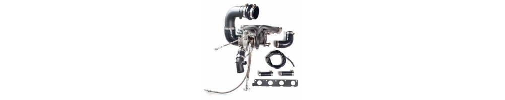 Kit turbo GARRETT