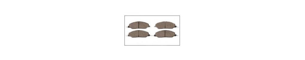Brake pads for ORIGINAL calipers