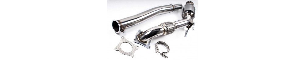 Exhaust manifold for VOLKSWAGEN Golf 6 cheap in stainless steel, number 1 international delivery !!!