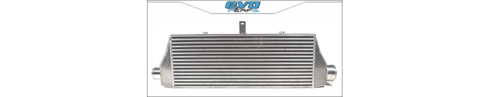 Universal high volume aluminum intercoolers