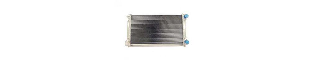 Aluminum water radiator
