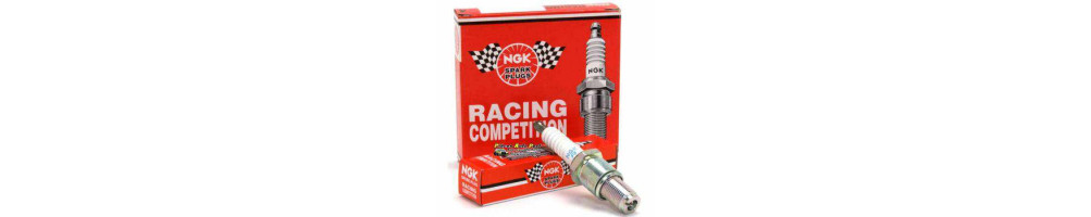NGK IRIDIUM LASER PLATINUM high performance spark plugs cheap - international delivery dom tom number 1 in France