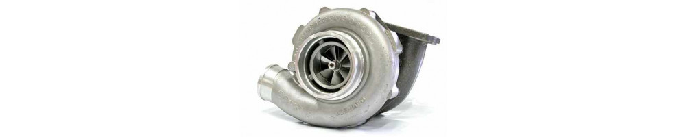 Turbo GARRETT sur roulement à billes et palier. série GT et GTX et GEN2