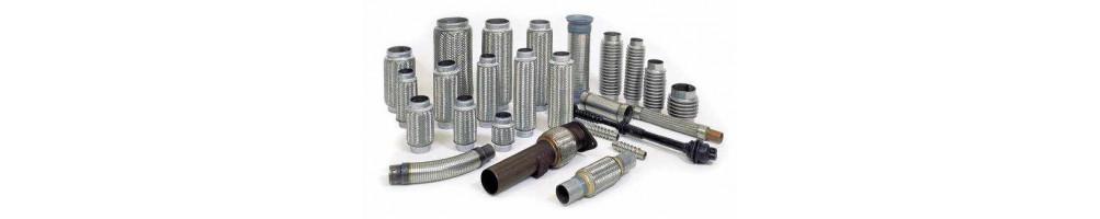 Stainless steel exhaust braid