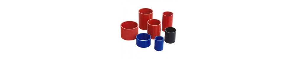 Straight silicone coupling sleeve