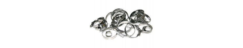 hose clamp kits for specific water cooling silicone hoses - international delivery dom tom number 1
