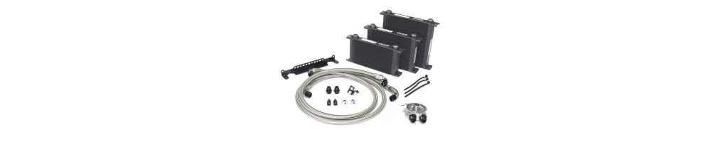Cheap large volume oil cooler kit for your car here - International delivery dom tom number 1 in France
