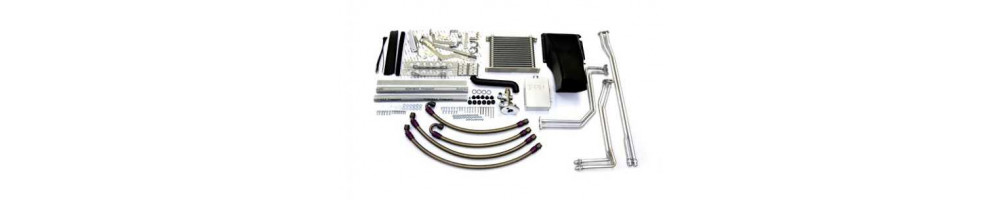 Cheap gearbox cooling kit for your car here - International delivery dom tom number 1 in France