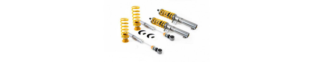 Sport shock absorber, short spring, cheap threaded combination kit HERE - Delivery dom-tom world number 1!