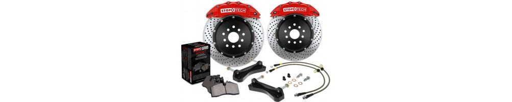 Big Brake Kit cheap - International delivery dom tom number 1 In France and on the net !!!