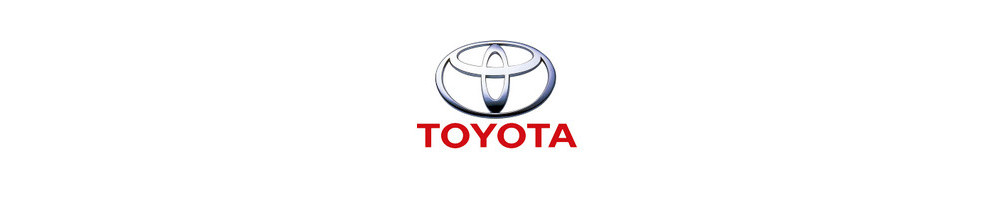 Aluminum pulleys for TOYOTA cheap - international delivery dom tom number 1 in France