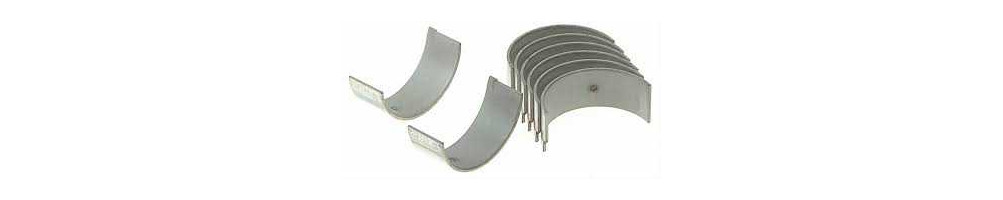 SKODA conrod and crankshaft bearings