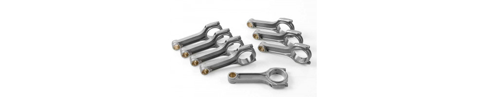 MERCEDES K1 WOSSNER CARRILLO PAUTER CROWER SCAT EAGLES forged connecting rods