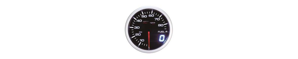 Gasoline pressure gauge