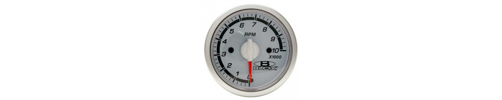 Pressure gauge Tachometer