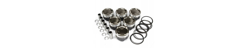 Pistons forgés Skoda wiseco, JE pistons, Wossner, CP-Carillo, CP PISTONS, DP pistons