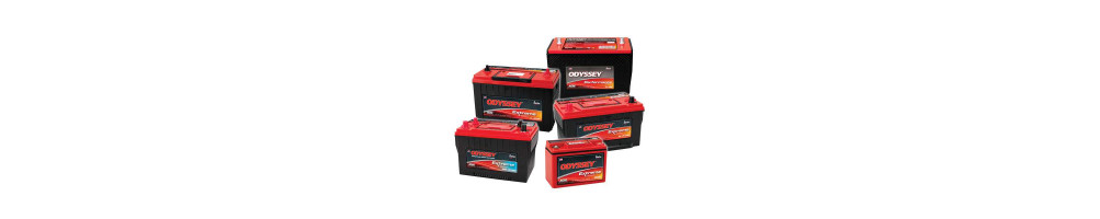 Odyssey Battery Range