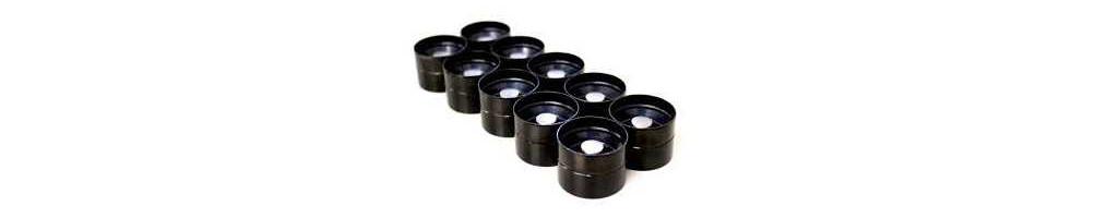 Hydraulic valve lifters