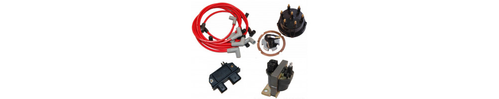 IGNITION: Coil, Spark Plug, Igniter, Battery, Harness