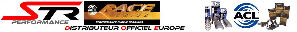 STR Performance revendeur officiel  ACL RACE BEARING coussinets trimétal renforcés ACL